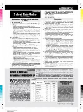 Prządki 07/2010 strona 3